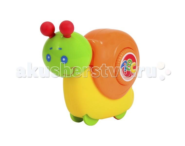 Интерактивная игрушка Simba ABC Улитка функциональная