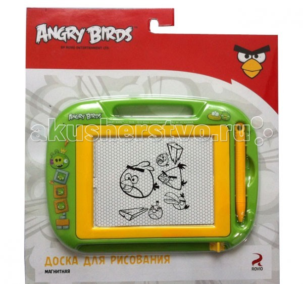 1 Toy Angry Birds ������ ��������� �����