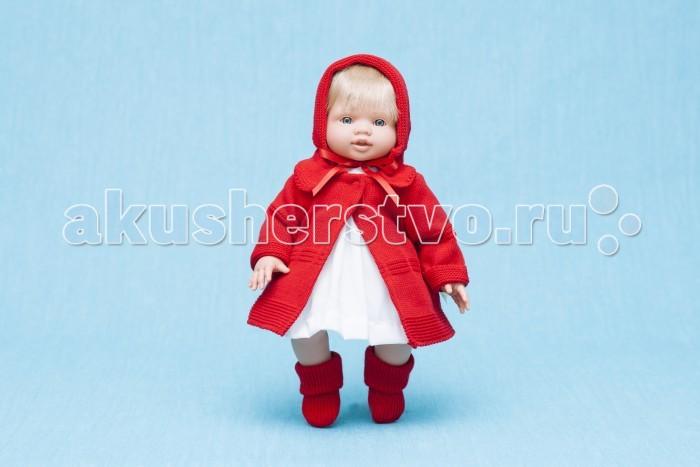 ASI Кукла Тете 36 см 141850Кукла Тете 36 см 141850Кукла ASI Тете 36 см 141850 влюбляет в себя с первого взгляда!  Симпатичное личико и очаровательный наряд придутся по вкусу всем без исключения. Кукла одета в платье, носочки, вязанное пальто и шапочку ярко красного цвета.  Рост куклы 36 см. Голова, руки и ноги у этой испанской куклы выполнены из винила, а тело из ткани с наполнителем. У Тете аккуратная короткая стрижка и длинные ресницы. Пухленькие пальчики на руках и ногах, маленькие выразительные черты лица, живые глазки и розовые губки, приоткрытые в улыбке, придают Тете очарования!  Особенности: Пупсик ASI сделан очень качественно.  Без запаха.  Производство Испания. Используется безопасный твердый винил.  Видна прорисовка мельчайших подробностей тела, рук и ног.<br>