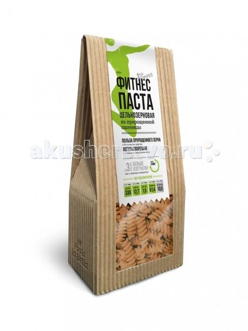 Pasta la Bella Baby Фитнес Паста цельнозерновая из пророщенной пшеницы 300 г