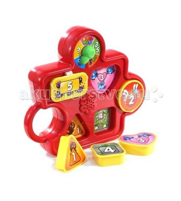 Сортер 1 Toy Kidz Delight Электронный Сортер обучающий