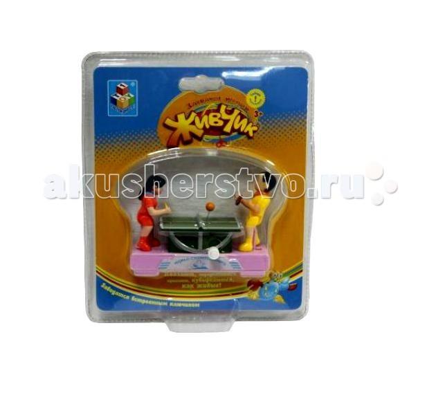 Развивающая игрушка 1 Toy Живчик Игрушка заводная пин-понгЖивчик Игрушка заводная пин-понг1 toy Живчик Игрушка заводная пин-понг - яркая и веселая игрушка, которой будет рад любой малыш.   Пин-понг станет отличным подарком для вашего ребенка, который не только подарит ему радость, но и поможет развить такие важные качества как моторика рук, цветовое восприятие, зрительная память и внимание.   Игрушка выглядит очень красочно и ярко и будет отлично смотреться как в комнате мальчика, так и в комнате девочки.<br>