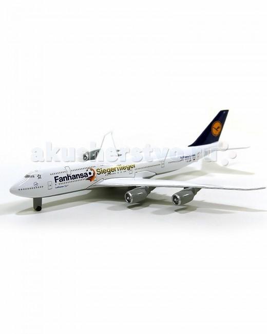 Schabak Коллекционный Самолет Lufthansa WM 14 B747-8