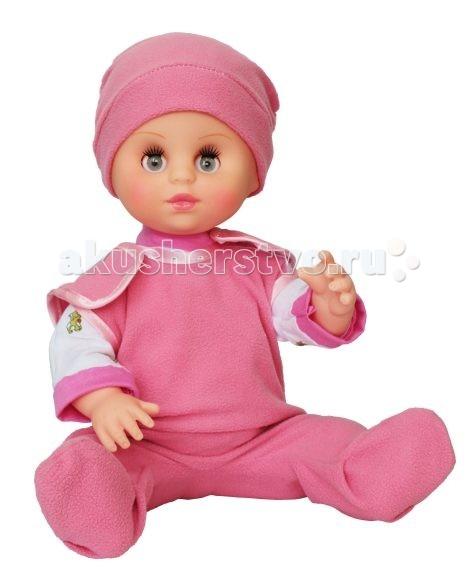 Игрушкин Пупс Анечка 37 смПупс Анечка 37 смПупс Анечка одет в розовые ползунки на липучках и розовую шапочку.   У куклы подвижные ножки, ручки, голова; глазки закрываются.  Высота куклы - 37 см.  Играя в куклы, ребенок моделирует различные ситуации из жизни, а заодно учится проявлять заботу, терпение и любовь.<br>