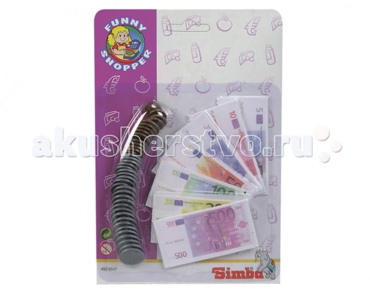 Simba Игрушечные деньги