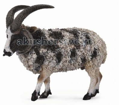 Gulliver Collecta Фигурка Овца четырехрогая L