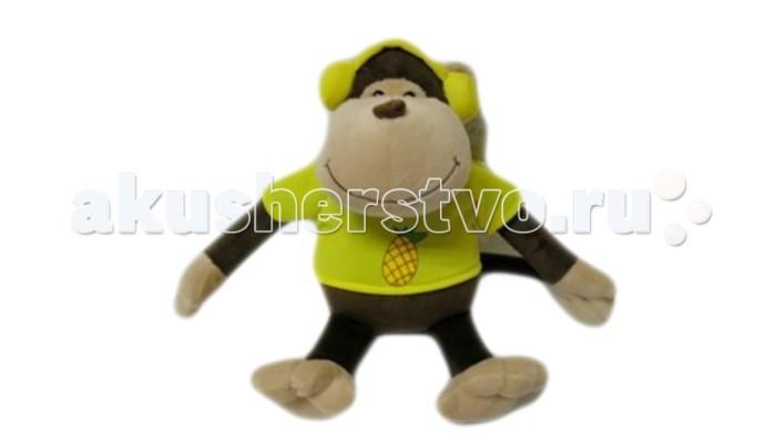 Мягкая игрушка Gulliver Обезьянка Ананасик 15 см