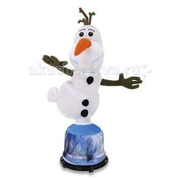 Интерактивная игрушка Disney Снеговик Говорящий Олаф 35 см