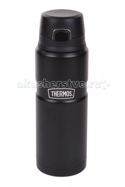 ������ Thermos SK4000 BK King Stainless Steel Vacuum Flask 710 ��