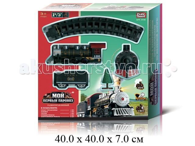 Play Smart Железная дорога на радиоуправлении