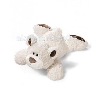 Мягкая игрушка Nici Медвежонок кремовый лежачий 20 см