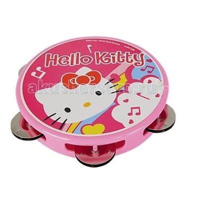 Музыкальная игрушка Simba Тамбурин Hello Kitty