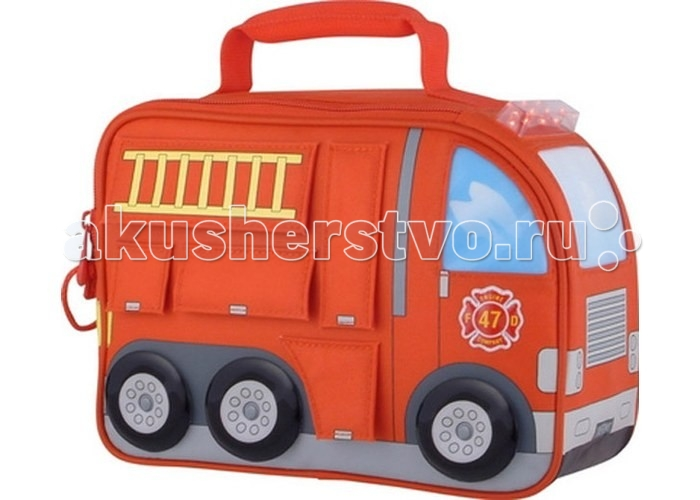 Thermos ������� �����-������ Firetruck Novelty kit