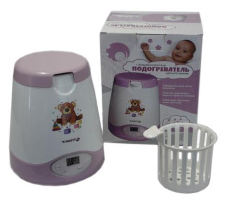 Подогреватели и стерилизаторы LAICA Подогреватель детского питания с цифровым дисплеем МН-1