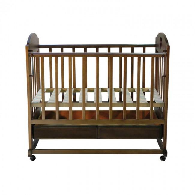 Детская кроватка Ведрусс Иришка №2 (качалка)