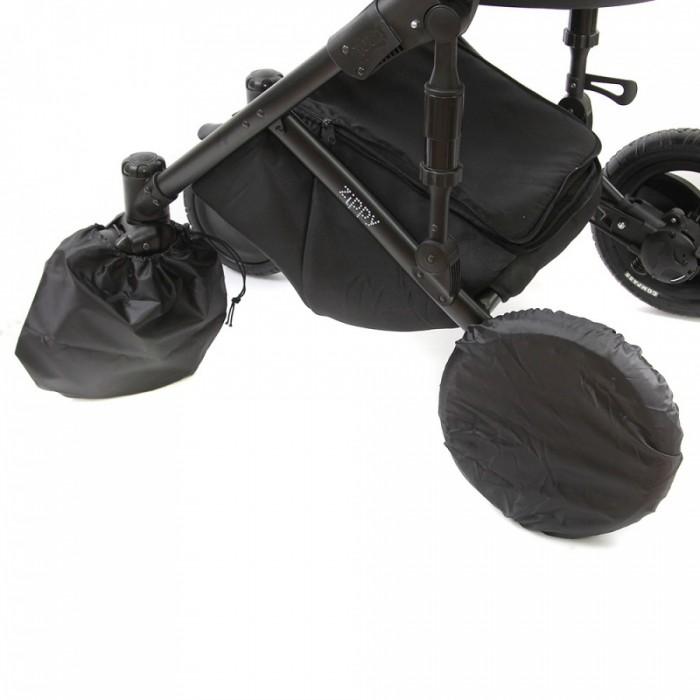 BamBola Чехлы на колёса для коляски с поворотными колесами