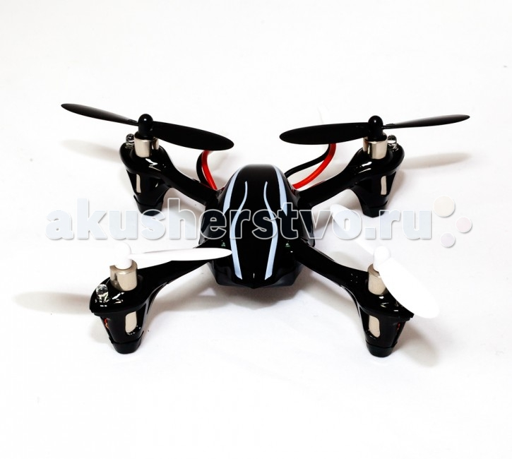 Hubsan Квадрокоптер X 4 Mini Quadcopter LED Ver. H107+