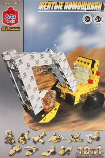 ����������� ������ ArTec Blo�ks Ƹ���� ��������� 10 � 1 100 �������