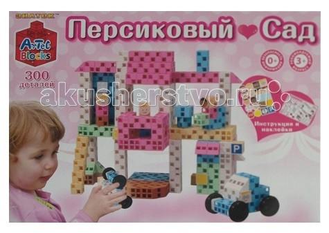 ����������� ������ ArTec Blo�ks ���������� ��� 300 �������