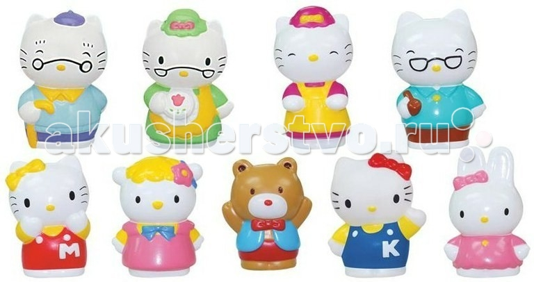 Hello Kitty ����� ������� ������ � ����� 9 ��.