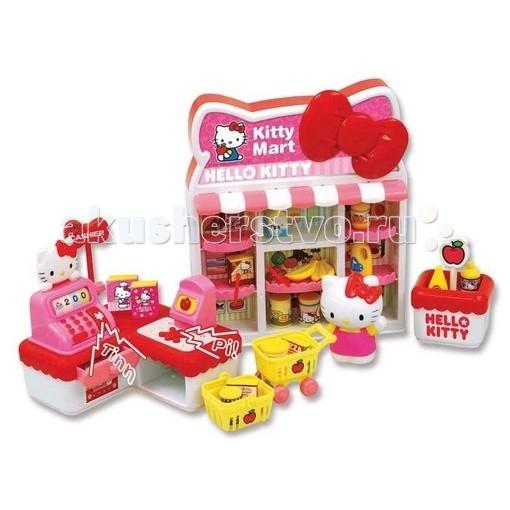 Hello Kitty Супермаркет