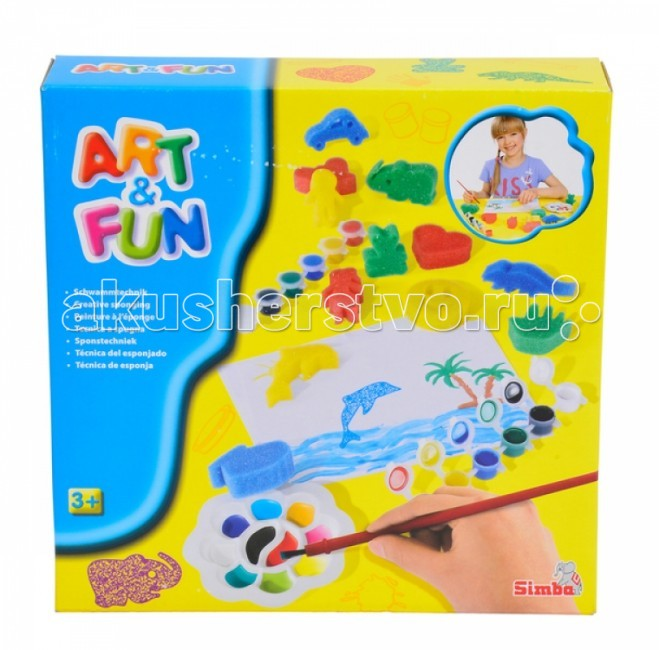 Simba ����� ��� ��������� Art&Fun 6 ������