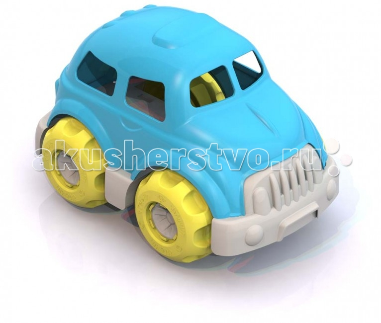 Шкода Легковая машина средняяЛегковая машина средняяШкода Легковая машина средняя для самых маленьких. Колеса машины крутятся.  Особенности: Машинку удобно катать.  Играя с машинкой, малыш развивает координацию движений и моторику рук. Малышу будет доволен новой прочной машиной, которая прослужит очень долго. Изготовлено из высококачественной пластмассы.  Размер машинки: 26,5х17х16,5 см.<br>