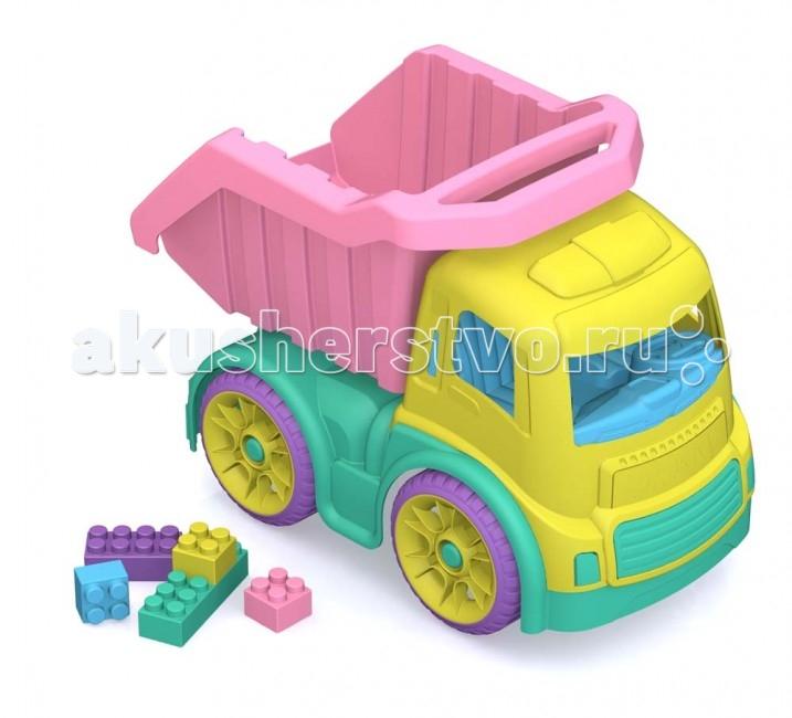 Шкода Большая машинка с конструкторомБольшая машинка с конструкторомШкода Большая машинка с конструктором для самых маленьких.   Особенности: Изготовлен из пластмассы нового поколения, в производстве использованы очень яркие цвета и новые дизайнерские решения. Размеры машинки: 40,5*23*28,5 см Функциональный кузов способен перевозить любые ваши игрушки, регулируется в двух положениях В набор так же входит конструктор совместимы со всеми сериями конструкторов Шкода. В комплекте 108 элементов конструктора. Высота кубика 2,5 см. Совместимы с конструктором ТМ Кроха<br>
