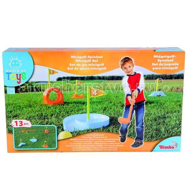Simba Набор Мини-гольф