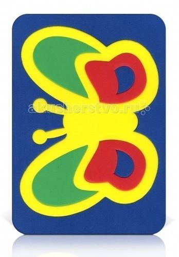 Бомик Мозаика МотылекМозаика МотылекБомик Мозаика Мотылек. Мягкий пазл из разноцветных деталей, собранных в фигурную рамку мягкого прямоугольного листа.  Игра нацелена на развитие творческих и мыслительных способностей ребенка. Также развивает пространственные представления, внимание и мелкую моторику.<br>