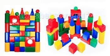 Развивающая игрушка СВСД Строительный набор Стена (43 элемента)Строительный набор Стена (43 элемента)СВСД Строительный набор Стена из крупных геометрических фигур для конструирования.   Особенности: Содержит 43 строительных элемента, с помощью которых Ваш ребёнок сможет построить более сложные фигуры.  Одинаково хорошо подходит для индивидуальных и совместных игр.  Развивает цветовосприятие и созидательность, прививает способность логически мыслить, учит усидчивости и желанию довести начатое дело до конца.  Построив из набора дом, замок или крепость, его можно комбинировать с другими, более мелкими игрушками.  Размеры деталей: 90 мм.<br>