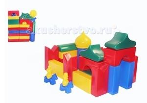Развивающая игрушка СВСД Строительный набор СкитСтроительный набор СкитСВСД Строительный набор Скит из крупных геометрических фигур для конструирования.   Особенности: Содержит 22 строительных элемента + 4 фигуры в подарок, с помощью которых Ваш ребёнок сможет построить более сложные фигуры.  Одинаково хорошо подходит для индивидуальных и совместных игр.  Развивает цветовосприятие и созидательность, прививает способность логически мыслить, учит усидчивости и желанию довести начатое дело до конца.  Построив из набора дом, замок или крепость, его можно комбинировать с другими, более мелкими игрушками.  Размеры деталей: 90 мм.<br>