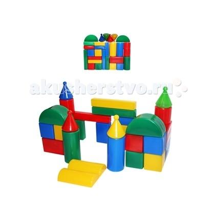 Развивающая игрушка СВСД Строительный набор Блокус (31 элемент)Строительный набор Блокус (31 элемент)СВСД Строительный набор Блокус с оригинальными строительными элементами.   Особенности: Содержит 31 строительный элемент с помощью которых Ваш ребёнок сможет построить более сложные фигуры.  Одинаково хорошо подходит для индивидуальных и совместных игр.  Развивает цветовосприятие и созидательность, прививает способность логически мыслить, учит усидчивости и желанию довести начатое дело до конца.  Построив из набора дом, замок или крепость, его можно комбинировать с другими, более мелкими игрушками.  Размеры деталей: 70 мм.<br>