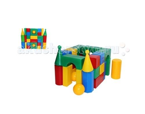 Развивающая игрушка СВСД Строительный набор Стена-смайл (32 элемента)Строительный набор Стена-смайл (32 элемента)СВСД Строительный набор Стена-смайл с оригинальными строительными элементами.   Особенности: Содержит 32 строительных элементов с помощью которых Ваш ребёнок сможет построить более сложные фигуры.  Одинаково хорошо подходит для индивидуальных и совместных игр.  Развивает цветовосприятие и созидательность, прививает способность логически мыслить, учит усидчивости и желанию довести начатое дело до конца.  Построив из набора дом, замок или крепость, его можно комбинировать с другими, более мелкими игрушками.  Размеры деталей: 70 мм.<br>