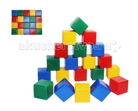 Развивающая игрушка СВСД Набор кубиков 20 шт.Набор кубиков 20 шт.СВСД Набор кубиков - отличная самостоятельная игрушка и замечательное дополнение к наборам «Стена».   Особенности: Выше станут стены замка или дома, крепость останется неприступной.  Игрушка простая, но функциональная.  Детали набора выполнены полыми из мягкой пластмассы, их плоские грани выполнены с притупленными краями. Таким образом, максимально сокращена масса деталей и исключены травмы детей при игре с данным набором. Размеры деталей: 90 мм.<br>