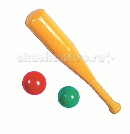 СВСД Бейсбольная бита + 2 шара