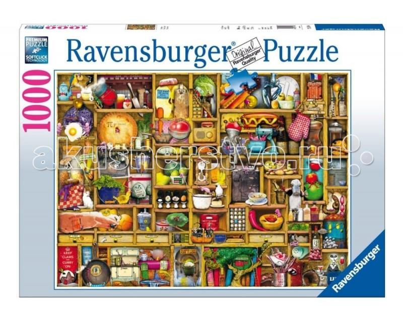 Ravensburger Пазл Кухонный шкаф  1000 элементов