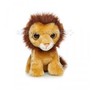 Мягкая игрушка MaxiLife Львенок 18 смЛьвенок 18 смМягкая игрушка MaxiLife Львенок станет настоящим другом-игрушкой для вашего ребенка. Малыш сможет играть с львенком, брать его вместе с собой спать в кровать.   Особенности: Компактную и легкую игрушку малыш всегда сможет брать с собой на прогулку. Крепкие швы надежно удерживают набивку игрушки внутри.  Такой очаровательный добродушный львенок окажется хорошим подарком не только детям, но и взрослым.<br>