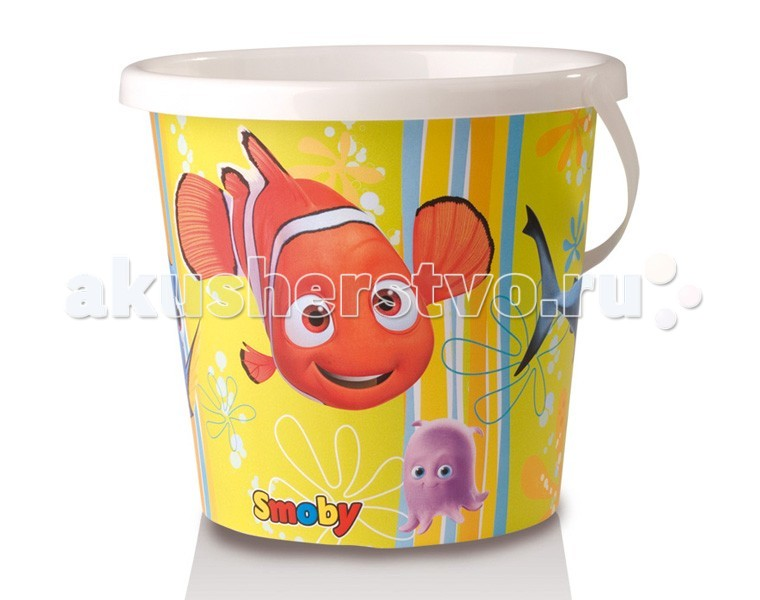 Smoby Ведерко Nemo