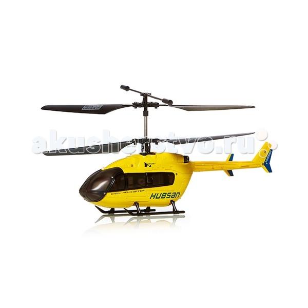 Maxitoys Радиоуправляемый вертолет Hubsan