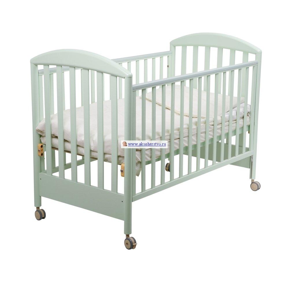 Детская кроватка Papaloni Санта