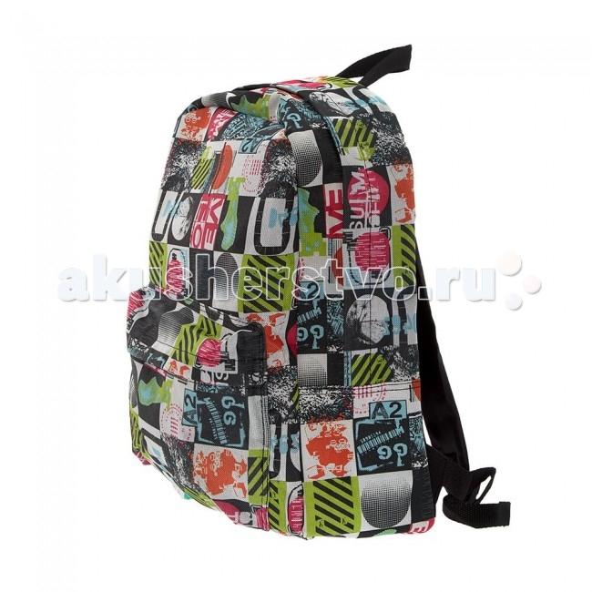 3D Bags Рюкзак ЛунаРюкзак ЛунаРюкзак Луна 3DBC490  Стильный, вместительный и практичный, рюкзак понравится и школьникам, и студентам.   Просторный внутренний отсек, наружный карман на молнии будут очень удобны в использовании.   Материал - полиэстер  Размер - 40х32х13 см<br>