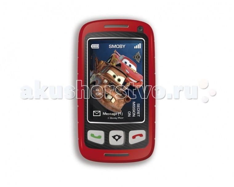 Smoby Телефон Шпиона Тачки 2