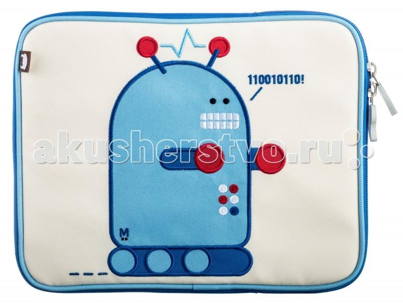 Beatrix Чехол для Планшета Pixel-Robot