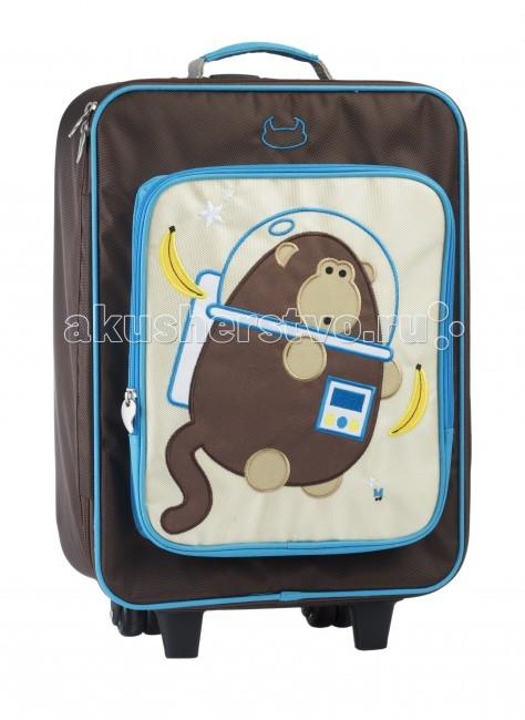Beatrix Чемодан DieterЧемодан DieterЧемодан Dieter WB-7230-03  Модный чемодан с оригинальной вышитой аппликацией. Прекрасный выбор для маленьких путешественников.   Изготовленный из высокопрочного и ультра-лёгкого баллистического нейлона, натянутого на крепкий каркас, этот чемодан на колёсах имеет телескопическую регулируемую ручку, что очень удобно для малышей и деток повзрослее.   Снаружи и внутри чемодана имеются вместительные карманы на молнии.  Материал - 100% нейлон  Размер - 33х40.6х16.5 см  Beatrix NY – это яркие аксессуары для модных современных детей. Недаром вещи бренда пользуются такой популярностью - даже звездные мамы предпочитают рюкзачки, чехлы для планшетов, ланч-боксы и другие интересные предметы от Beatrix NY! Основное кредо марки – простота, качество и веселые принты. Все вещи от Beatrix NY отличаются лаконичной формой, предельной эргономичностью и яркими сочными красками. А веселые герои бренда – божья коровка, сова, обезьянка и другие – стали настоящими любимцами детей по всему миру. Beatrix NY придает большое значение защите окружающей среды, а также здоровью и безопасности детей: можно не сомневаться, что при производстве изделий этого бренда используются только лучшие материалы.<br>