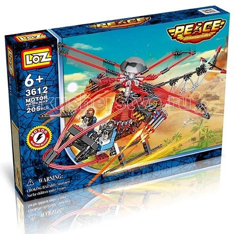 Loz Вертолеты Модель 2 (205 деталей)