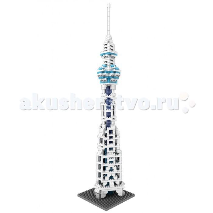 Конструктор Loz Архитектор Небесное Дерево Токио (630 деталей)