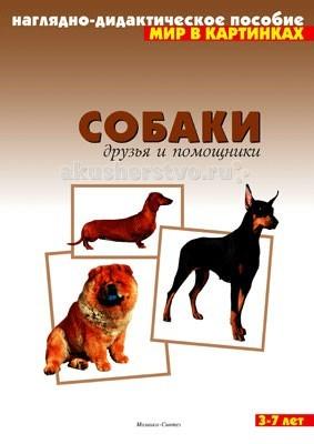 Мозаика-Синтез Мир в картинках Собаки