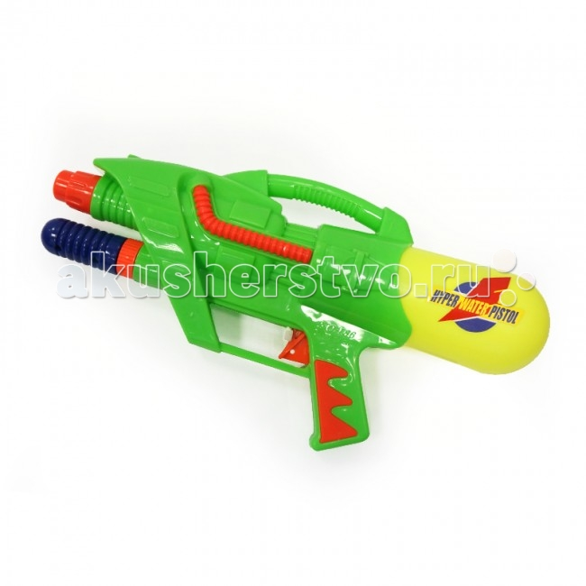 Maxitoys Водный пистолет 35 см