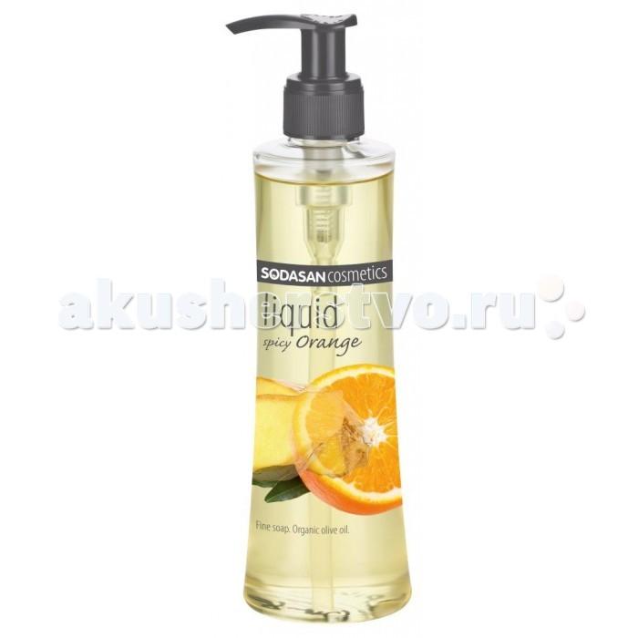 Sodasan Жидкое мыло Пряный Апельсин 250 мл